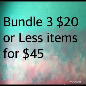 Accessories - Bundle savings
